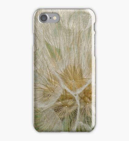 Texture of Seeds. iPhone Case/Skin
