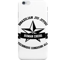 star BJJ iPhone Case/Skin