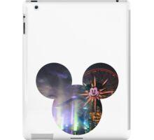 World of Color Mickey iPad Case/Skin