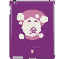 Pokemon Type - Poison iPad Case/Skin