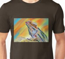 Chromatic Bearded Dragon  Unisex T-Shirt