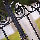 Graveyard Gate by Susan Gottberg