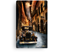 The Second Greatest Fantasy Canvas Print