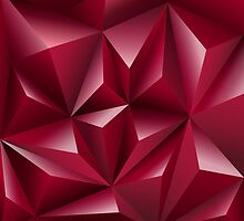 Pattern Red Gift by MrNicekat