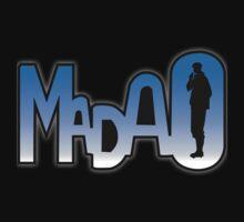 Gintama Madao Tshirt by PIAL008