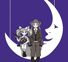 Paper Moon by sillywhims