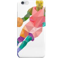 Basketball player1 iPhone Case/Skin