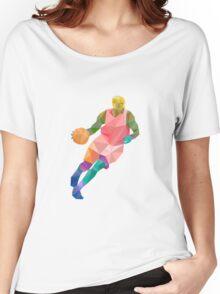 Basketball player1 Women's Relaxed Fit T-Shirt