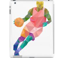 Basketball player1 iPad Case/Skin