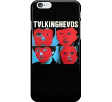 Talking Heads T-Shirt iPhone Case/Skin