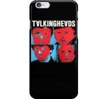 Talking Heads T-Shirt iPhone Case/Skin
