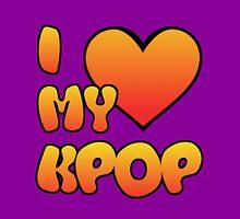 I LOVE MY KPOP - PURPLE by Kpop Love