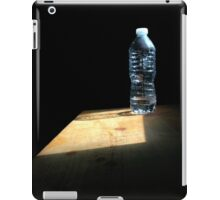 Water Bottle Still Life iPad Case/Skin