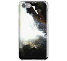 Bushkill Falls, Pa iPhone Case/Skin