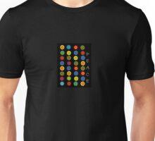 Peace and Polkadots Unisex T-Shirt