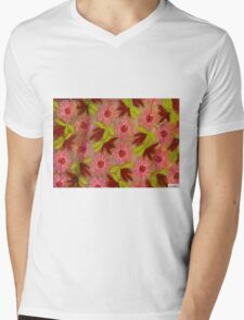 Fabric Series-Floral T-Shirt