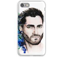 Derek Hale iPhone Case/Skin