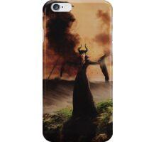 Villain Ladies - Maleficent iPhone Case/Skin