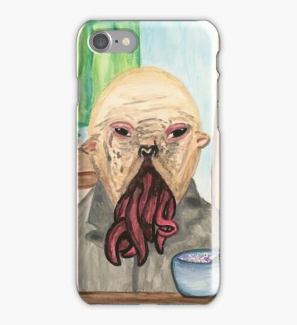 A Young Ood  iPhone Case/Skin