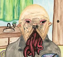 A Young Ood  by AustinRae