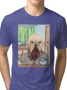 A Young Ood  Tri-blend T-Shirt