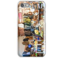 The Past is Present iPhone Case/Skin