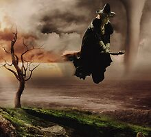 Villain Ladies - The Wicked Witch by Zsazsa R