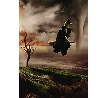 Villain Ladies - The Wicked Witch Photographic Print