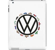 Aircooled VW - Circle of (Beetle) Life iPad Case/Skin