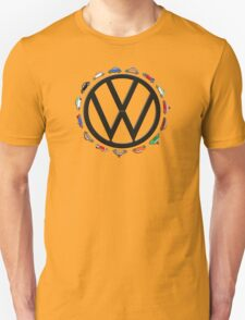 Aircooled VW - Circle of (Beetle) Life T-Shirt