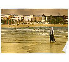 Kuta Beach - Bali, Indonesia Poster