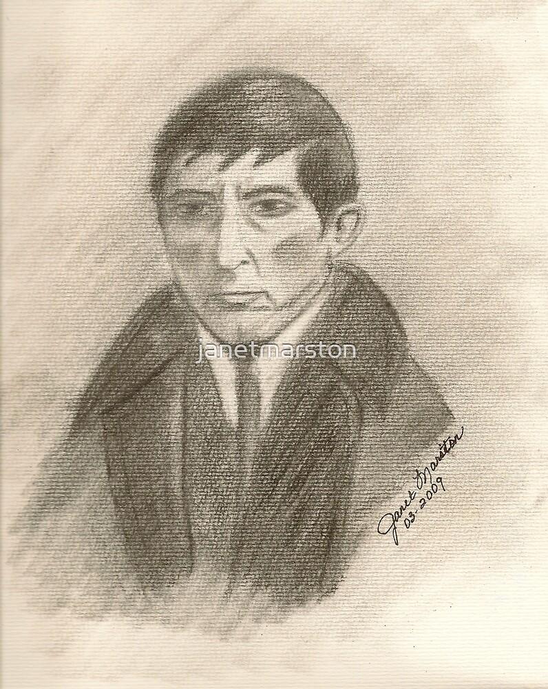 Barnabas Collins, Vampire from Dark Shadows by janetmarston