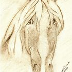 Horse Sketch by janetmarston