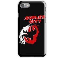 Suplex City iPhone Case/Skin