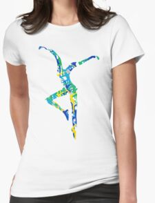 Dave Matthews Band Fire Dancer Pattern T-Shirt