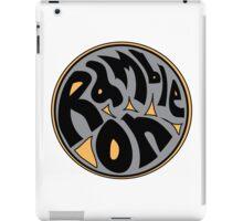 Ramble On iPad Case/Skin