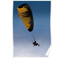 Gliding - Bali, Indonesia Poster