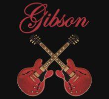 Wonderful Red Gibson ES T-Shirt
