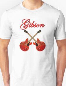 Wonderful Red Gibson ES Unisex T-Shirt