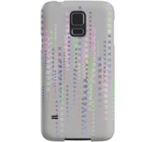 Playstation Code Samsung Galaxy Case/Skin