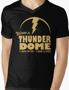 Mad Max Beyond Thunderdome Mens V-Neck T-Shirt
