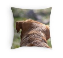Whats out there? Throw Pillow