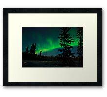 Northern Nights #2000 Framed Print
