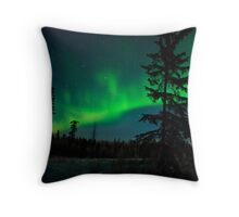 Northern Nights #2000 Throw Pillow