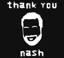 The Kevin Nash Appreciation Shirt by Spoomy