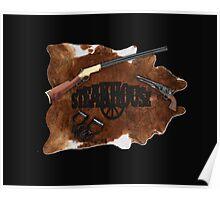 Steakhouse redneck rockin' band 2 Poster