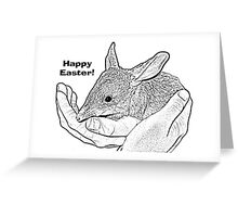 Happy Easter Bilby Greeting Card
