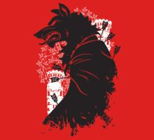 Game of Thrones - Never Forget The North by blackstarshop