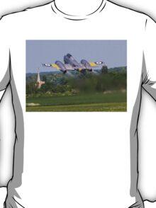 Gloster Meteor T.7 WA591/FMK-Q G-BWMF T-Shirt