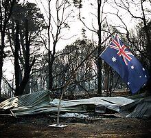 Australian pride by Lawrence Norton